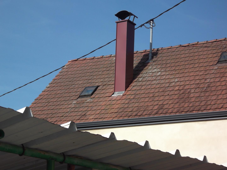 Ordinaire Habillage De Cheminée Aluminium Dalu0027Alu, Strasbourg   Meyu0027er Herrlisheim,  Alsace
