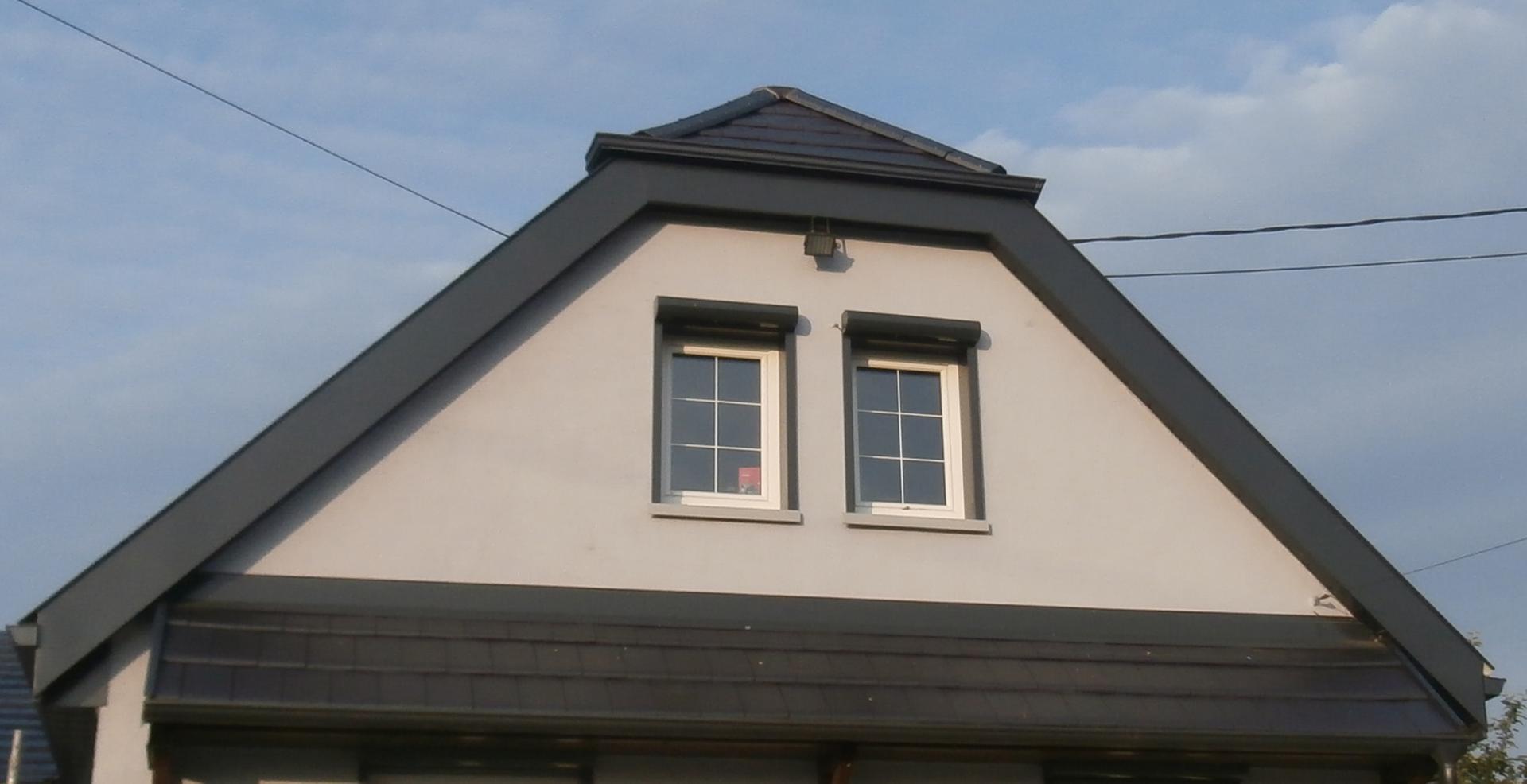 Mey 39 er herrlisheim habillage et bardage en aluminium dal - Planche de rive alu ...