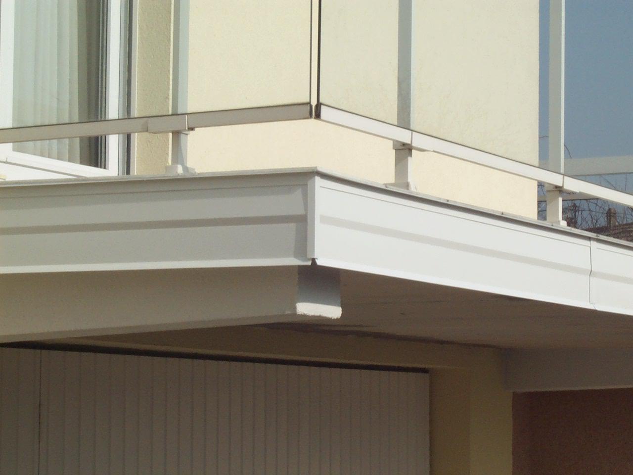 Mey 39 er herrlisheim habillage et bardage en aluminium dal - Habillage balcon ...