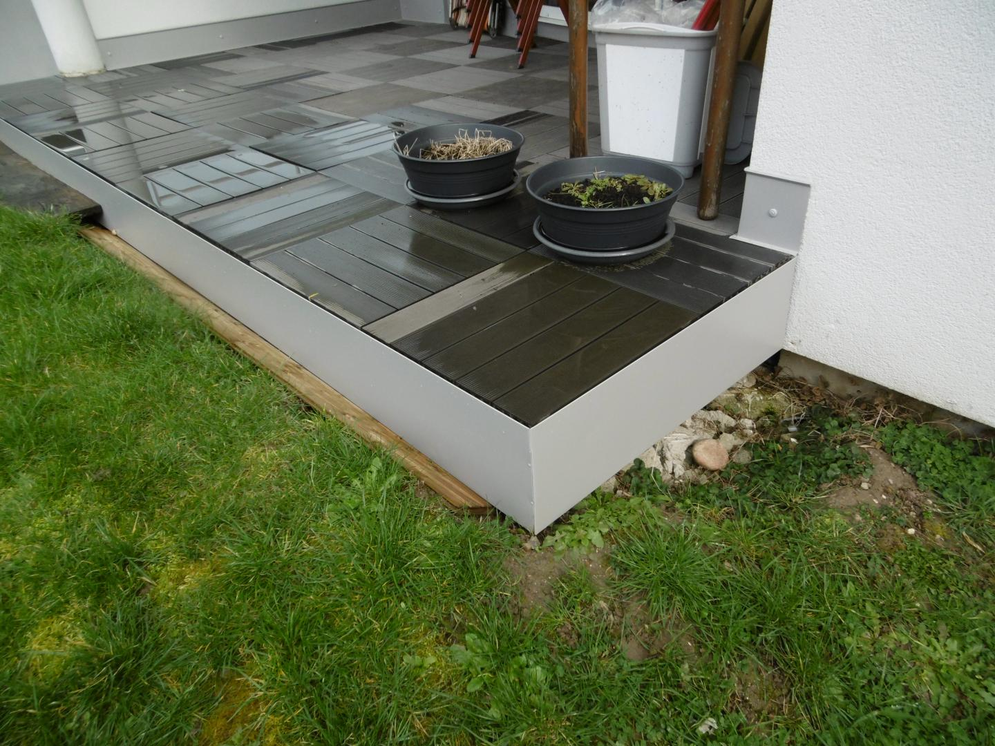 Mey 39 er herrlisheim habillage et bardage en aluminium dal for Dalle beton finition quartz